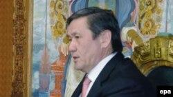 Намбарын Энхбаяр Моңғолия президенті кезінде. Улаанбаатар, 13 мамыр 2009 жыл.