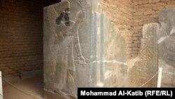 Qədim Nimrud şəhərinin qalıqları