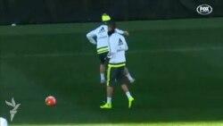 Real Madrid Manchester City ilə oyuna hazırlaşır