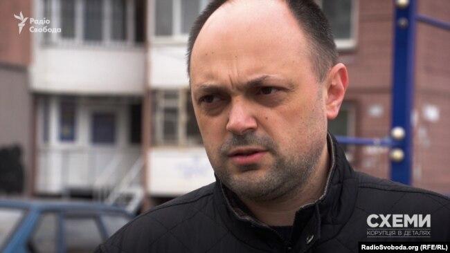 Очільник департаменту захисту національної державності СБУ Роман Матковський