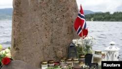 Норвегия скорбит о жертвах террористических нападений 22 июля