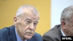 Živorad Kovačević: Kosovo ne bi smelo da bude u odnosima u regionu glavni kamen spoticanja, dovoljno je što imamo Bosnu i Hercegovinu. Foto: Vesna Anđić