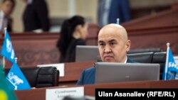 """Парламенттеги """"Бир бол"""" фракциясы."""