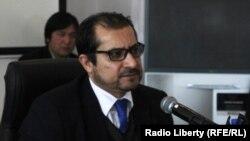 سید احمد شاه سادات.