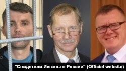 """Подозреваемые участники организации """"Свидетели Иеговы"""" в Магаданской области"""