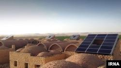 پنلهای خورشیدی سیار در خراسان شمالی