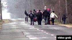 Ilegalni migranti sa Kosova u Mađarskoj