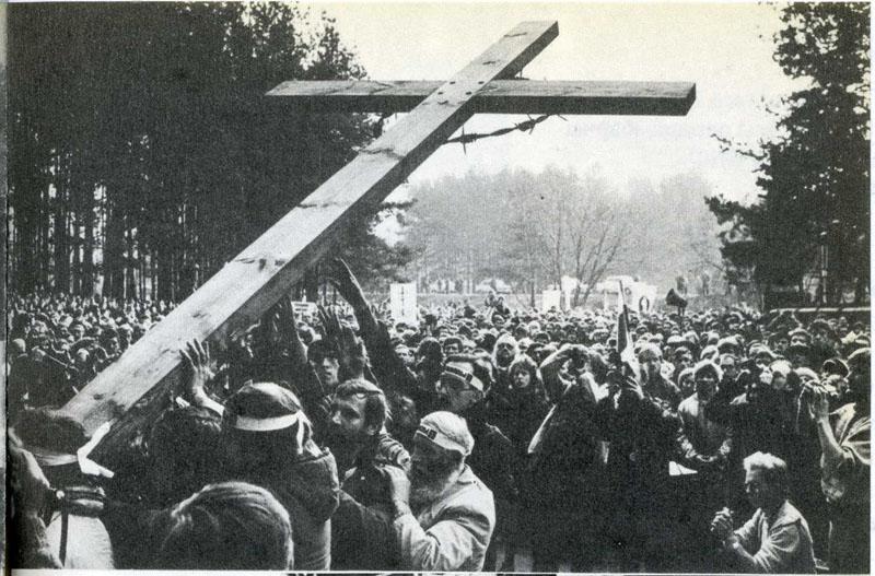 Хто аўтар першай кнігі пра Курапаты, месца масавых расстрэлаў у БССР?