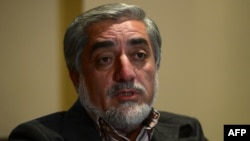 Afghan presidential candidate Abdullah Abdullah rejects rumors he's brokering a behind-the-scenes deal with rival candidates to avoid a second round.