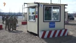 На Луганщині контрольно-пропускний пункт «Золоте» не пропрацював і дня (відео)
