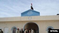 قوات حرس الحدود العراقية