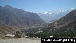 Деҳаи Хушекати ноҳияи Деваштиҷ.