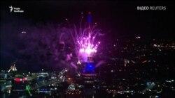 Нова Зеландія вже привітала Новий 2019 рік (відео)