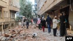 Turqi - vendi i shpërthimit në Diyarbakir
