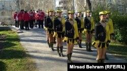 Atmosfera u Mostaru uoči dočeka Nove godine
