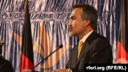 د افغانستان د ولسمشرۍ نوماند داود سلطانزوی