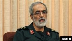 Hossein Nejat an Iranian Islamic Revolutionary Guard Corps commander, appointed commander of key base in Tehran. FILE PHOTO