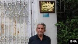کمیتهالمپیک سه هفته پیش از مرگ علی میرزایی، پلاک ویژه قهرمانان المپیک را کنار درب خانهاش نصب کرد