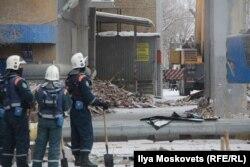 Последний день спасательной операции на месте взрыва газа в Магнитогорске