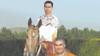 Президент Туркменистана подарил своему единственному сыну предподнесенного ему от имени всех коневодов страны трехлетного ахалтекинского жеребца по кличке Ханкервен.