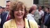 Ana Blandiana la Memorialul de la Sighet
