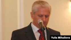 Valeriu Cosarciuc, ministrul agriculturii și al industriei alimentare