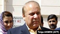 Бывший премьер-министр Пакистана Наваз Шариф