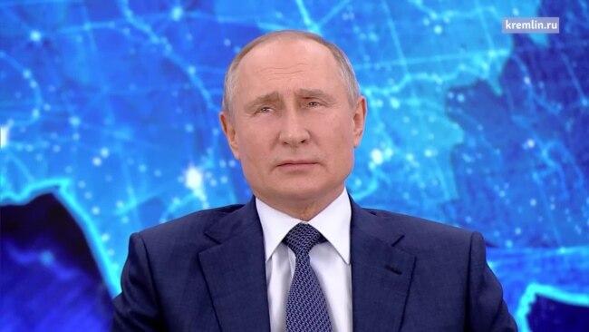 Путин не боится иностранного вмешательства