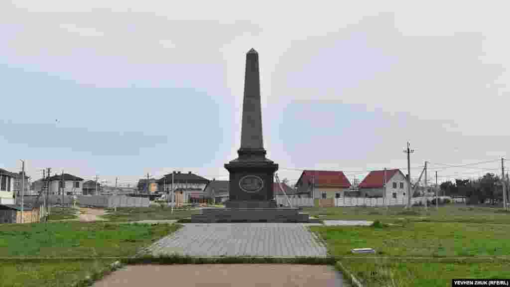В районе поселка Дергачи, у пересечения улицы Генерала Мельника и Лабораторного шоссе, в 2004 году установлен новый памятник – «Мемориал британских воинов, погибших во время осады Севастополя 1854-1856». Реконструирован в августе-сентябре 2009 года