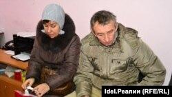 Римма и Анатолий Ядыковы
