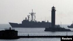 Luftanija amerikan USS Taylor