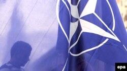 NATO-nun bayrağı