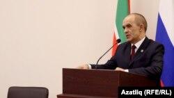 Татарстан мәгариф һәм фән министры Энгел Фәттахов
