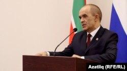 Татарстанның мәгариф һәм фән министры Энгель Фаттахов