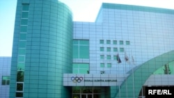 Sakinlər deyir ki, Masallı Olimpiya Kompleksi «maket kimi» dayanıb