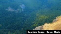 Alpinist Murad Aşurlu fotolarda...