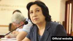 Министр образования и науки Дагестана Уммупазиль Омарова