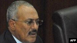 علی عبدالله صالح، رئیس جمهوری یمن