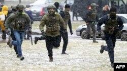 Разгон пратэстоўцаў 29 лістапада