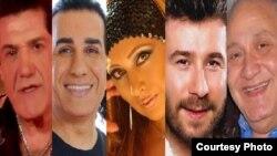 Davood Behboodi, Kooros, Leila, Mansoor, Martik