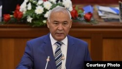 Депутат Жогорку Кенеша Кубанычбек Жумалиев.
