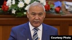 Кубанычбек Жумалиев.