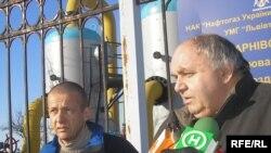 Експерти Єврокомісії на газовимірювальній станції «Дроздовичі»