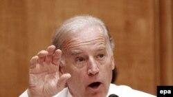 سناتور جوزف بایدن از طرفداران ایده مذاکره مستقیم با ایران است. (عکس: epa)