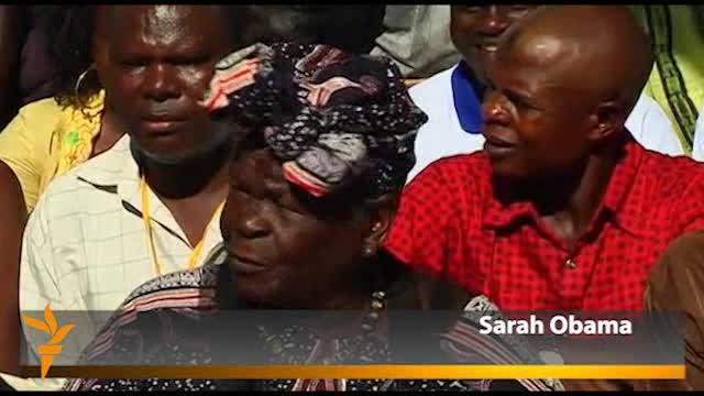 Kenia feston për Obamën