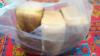 Хлеб из ашхабадского магазина № 32. Продажа хлеба начинается в 7:30 и заканчивается в течение получаса.Январь 2021.