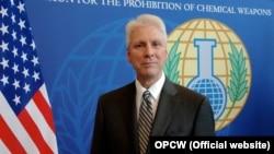 Кеннет Уард, АҚШ-тың OPCW-дағы өкілі.