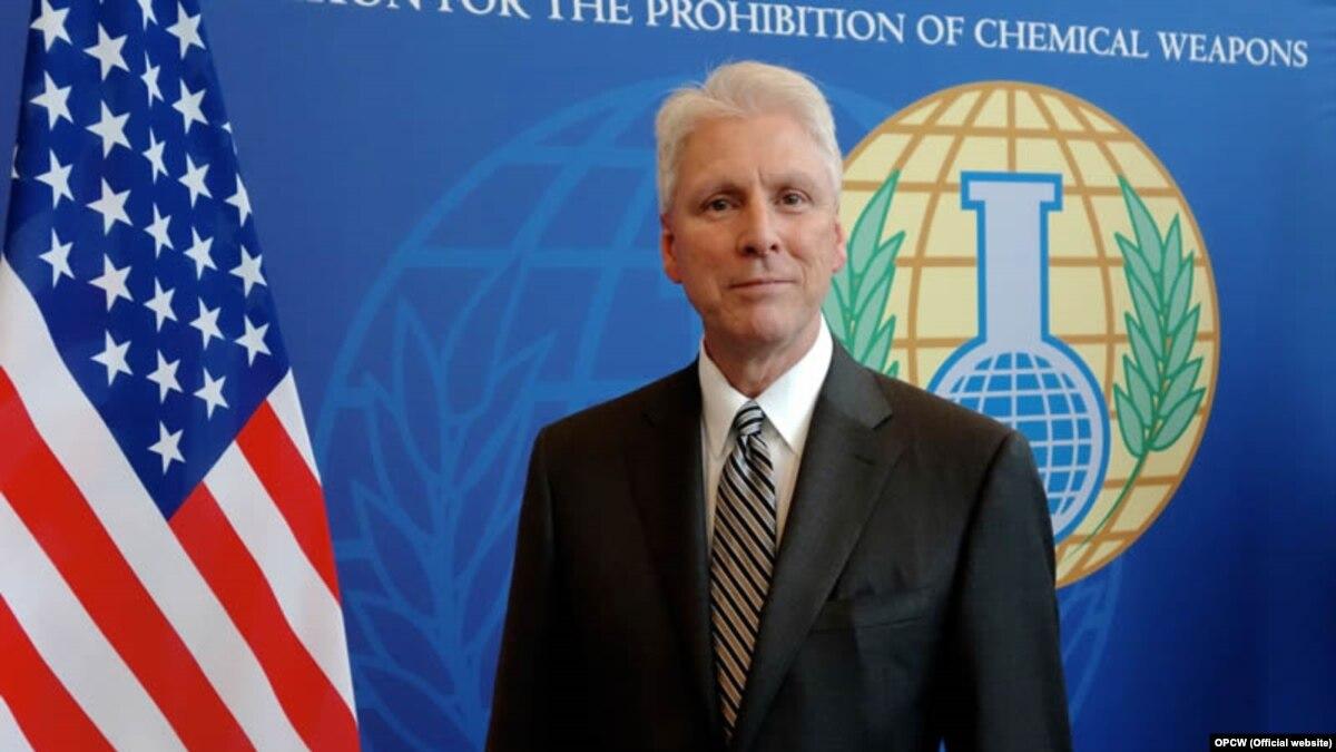 آمریکا ایران را به نقض پیمان تسلیحات شیمیایی متهم کرد