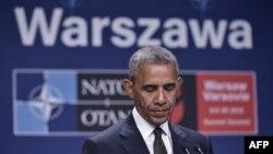 Барак Обама на саміті НАТО