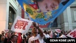 تجمع روز یکشنبه هواداران اردوغان و تغییرات قانون اساسی در استانبول